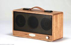 Handcrafted Bluetooth Speaker