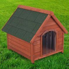 Casetas para perros más económicas en zooplus: Caseta Spike Cuatro Estaciones M: 93 x 86 x 84 cm (An x L x Al) 392313.0 PRVP*  169,00 € en zooplus  119,00 €