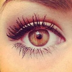 This would be so pretty on me and those eyelashes<3333