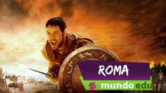 Videoaula sobre Roma - Monarquia e República! \o/  Mais educação, menos tédio! www.mundoedu.com.br