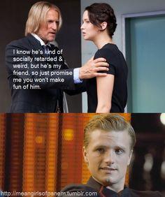Mr. Katniss Everdeen