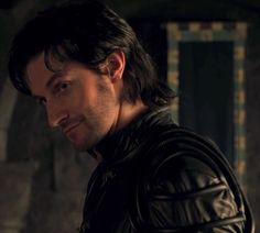 "Richard Armitage as Guy of Gisborne in BBC's ""Robin Hood""... the only time I have ever preferred Guy to Robin! Seriously, Guy is the real man in this show."