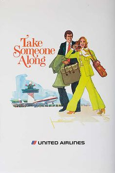 United Airlines  1970s