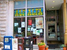 Alfalfa Restaurant .... Sooo good! Finally went!