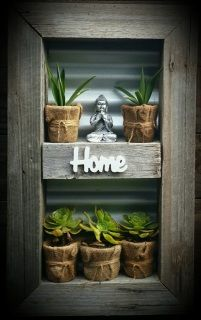 This recycled timber and corrugated iron piece measures 53cm x 87cm x 10cm. All…