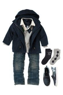 the CoOl Kids - Now here is a gymboree outfit I can stand for the boys :)...so adorable #thatseasier #cool #kids