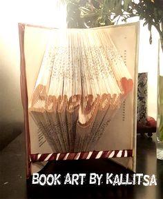 Δώρο ♥ Μονογράμματα ♥ Καρδιά ♥ Love you ♥ Book Folding ♥ Book Art ♥ Book Art By Kallitsa ♥ Δώρο επετείου ♥ Δώρο για επέτειο γάμου ή σχέσης ♥ Valentines Day Gift ♥ Valentino #bookartbykallitsa #bookfolding #βιβλίο #ιδέες #δώρα #valentinesgift #loveyou