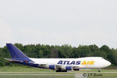 N475MC | ATLAS AIR | BOEING 747-47UF | MIRABEL | YMX | CYMX | MONTREAL | QUEBEC | CANADA  MIRABEL (MONTREAL) YMX CYMX QC CANADA   Serial Number: 29252   Cargo of 2013 Montreal F1 racing equipment.   | Flickr - Photo Sharing!