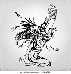 Find Flight Soul stock images in HD and millions of other royalty-free stock photos, illustrations and vectors in the Shutterstock collection. Thousands of new, high-quality pictures added every day. Tattoo Drawings, Body Art Tattoos, New Tattoos, I Tattoo, Tatoos, Soul Tattoo, Wing Tattoos, Celtic Tattoos, Chest Tattoo