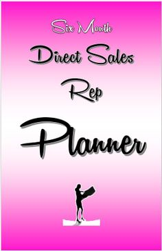 Printable Direct Sales Rep Pinkspiration by MommysHobbies2013 on Etsy, $15.00