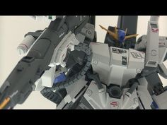 ROBOT魂 - FAZZ (Ka signature SIDE MS)  - GUNDAM SENTINEL ガンダム・センチネル @ Tam...