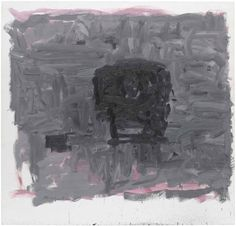 Philip Guston, Inhabiter, 1965, oil on canvas, 76 1/8 x 79 1/4 inches. The Museum of Modern Art, New York NY. Gift of Edward R. Broida, 2005.