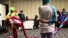 Anime Fusion 2013: Peachy Keen Trickster Homestuck Panel-----I CAN'T BREATHE! X'D