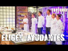Marc y David eligen a sus ayudantes para la final - Top Chef - http://mystarchefs.com/marc-y-david-eligen-a-sus-ayudantes-para-la-final-top-chef/