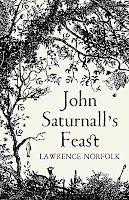 Mostly Booksbrings you 3 4 Friday: Eat, Drink and be Merivel, including 'John Saturnall's Feast', food, faith and hunger in the English Civil War...