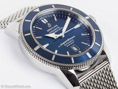 Breitling SuperOcean Heritage 46 : A17320 : Bernard Watch