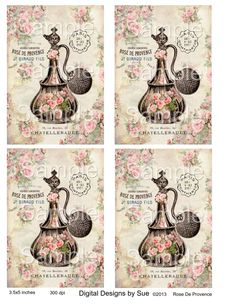 Instant Download Rose De Provence High by CountryAtHeart2008