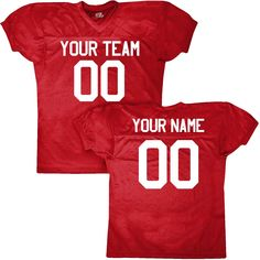 """Thanks for the kind words! ★★★★★ """"HK was able to make custom jerseys for the family that no other suppliers were able or willing to make for me. a dozen others failed or refused before I found HK. Fantastic customer service, excellent product, very reasonable pricing. Royal Blue, Navy Blue, Purple, Orange Texas, Custom Football, Columbia Blue, Baseball Jerseys, Team Names, Scarlet"""