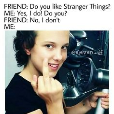 It's my first meme, please tell me your opinion! ❤ • |My edit/photo| • Follow for more and turn on post notifications • Love you all • • • #strangerthings #upsidedown #mileven #mikewheeler #finnwolfhard #eleven #011 #milliebobbybrown #dustinhenderson #gatenmatarazzo #lucassinclair #calebmclaughlin #willbyers #noahschnapp #maxmayfield #sadiesink #nancywheeler #nataliadyer #jonathanbyers #charlieheaton #steveharrington #joekeery #joycebyers #winonaryder #jimhopper #davidharbour #kaliprasad…