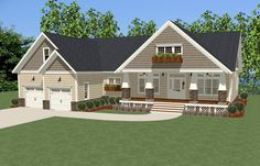 1000 ideas about rambler house plans on pinterest for Thehousedesigners com home plans