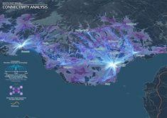 Conceptual Map Art v5 on Behance