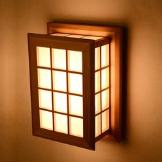 Japanese style wall lamp brief modern chinese style stair balcony wood lamps bedside wall lamp log dans Lampes murales d'intérieur LED de Lumière et éclairage sur AliExpress.com | Alibaba Group