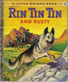 1955 Rin Tin And Rusty