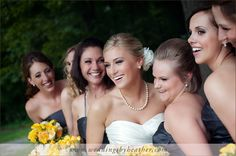 Wedding Makeup Bridal Party