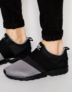 Adidas Zx Flux Slip On Sneakers
