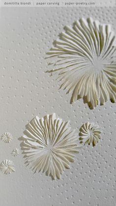 «Rumi Remixed» Series - n17 detail | domitilla biondi paper carving_______ #papercarving #papercut #paperwork #paperpoetry #minimal #basrelief #miniature #white #shadowart #italianartist #japaneseart #harmonia #beauty #spirituality #paperporn #magnifique #light #love