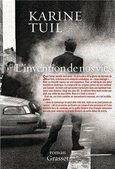 Découvrez le nouveau roman de Karine Tuil et tous les titres de la Rentrée littéraire. Cette année, les Premiers romans sont également à l'honneur sur Amazon.fr. Commandez-les dès à présent et n'hésitez pas à poster vos commentaires sur le site. Et rappelez-vous, tous nos livres sont à -5% et livrés gratuitement :    L'invention de nos vies: Roman de Karine Tuil, http://www.amazon.fr/dp/2246807522/ref=cm_sw_r_pi_dp_jx2bsb1T619YQ
