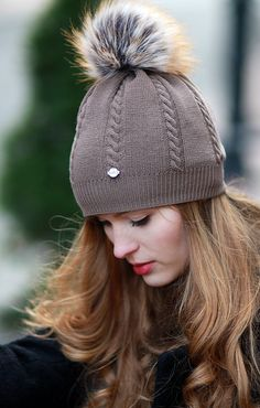 #fashion #women #beanie #style #wool