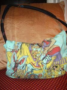 T-shirt purse!