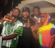 (3M360) MUSIC MOVIES MEDIA: Exclusive Photos from Wizkid's 24th birthday party...