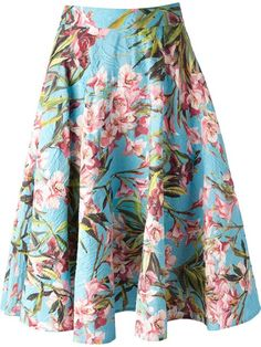 Compre Dolce & Gabbana Saia midi estampada em Stefania Mode from the world's best independent boutiques at farfetch.com. Over 1000 designers from 300 boutiques in one website.