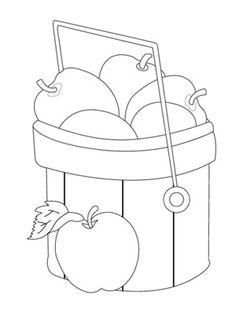 100 Days of Holidays: Apple Basket (via Parents.com)