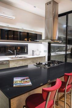 DX ARQ Kitchen Island, Portal, High School, Home Decor, Ideas, Kitchen Islands, Kitchen Design, Modern Kitchens, Modern Houses