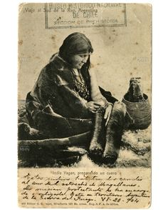 CATÁLOGO FOTOGRÁFICO | MUSEO HISTORICO NACIONAL Patagonia, Old Pictures, American Indians, South America, Culture, Vintage Postcards, Antique Photos, Native Americans, Indian People