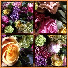 Les fleurs de A la Folie Isabelle Thissen.