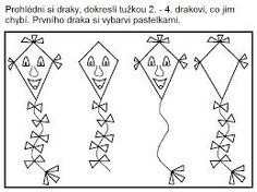 Image result for pracovní list pohádky School Colors, Preschool Worksheets, Drake, Wands, Iphone Wallpaper, Autumn, Fall, Origami, Education