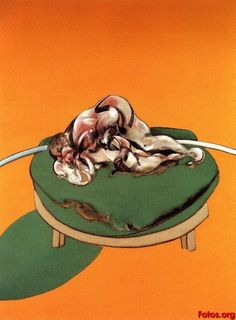 Francis Bacon - Studies from the Human Body, 1970