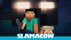 """Cube Land"" - A Minecraft Music Video - An Original Song by Laura Shigih..."
