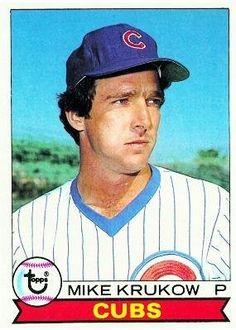 1979 Topps #592 Mike Krukow - Chicago Cubs (Baseball Cards) by Topps. $0.88. 1979 Topps #592 Mike Krukow - Chicago Cubs (Baseball Cards)