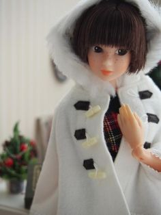 Christmas with Monchhichi Yellow - My Treasures