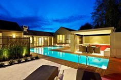 pool ideas   Lap Pool Design Ideas - latest modern designs from Out From The Blue ...