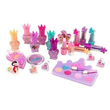 "Disney Princess: 23 Piece Play Make-Up Set (Colors/Styles Vary) - Creative Designs - Toys ""R"" Us"