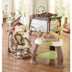 Disney Baby The Lion King Premiere Convert Me Swing-2-Seat