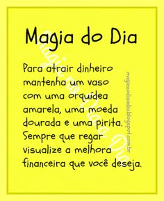 Magia no Dia a Dia: Magia do Dia: orquídea amarela Wicca Witchcraft, Pagan Witch, Wiccan, Magick, A Kind Of Magic, Natural Life, Book Of Shadows, Occult, Feng Shui