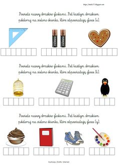 BLOG EDUKACYJNY DLA DZIECI Maila, Montessori Classroom, Worksheets, Alphabet, Education, Reading, Blog, Schools, Children