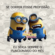 Get in touch with Minions Sinceros ( — 22 answers, 703 likes. Ask anything you want to learn about Minions Sinceros by getting answers on ASKfm. Funny Quotes, Funny Memes, Hilarious, Jokes, My Minion, Funny Laugh, Haha, My Photos, This Or That Questions